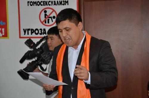Kazakistan��n milliyet�i lideri: E�cinseller ulusumuz i�in bir tehdit