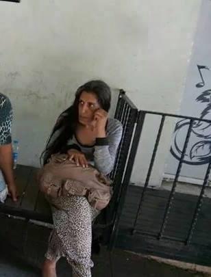 Tarlaba��`nda baltal� trans cinayeti