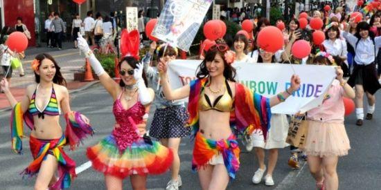 Japonya, e�cinsel evlili�i destekliyor