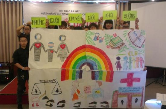 Vietnam�dan Trans Haklar� Alan�nda At�l�m