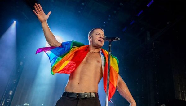 IMAGINE DRAGONS'UN SOLİSTİNDEN LGBTİ+ İÇİN CÖMERT BAĞIŞ
